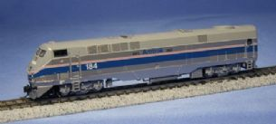 Kato (USA) 176-6024 GE P42 Genesis Amtrak 40th Anniversary Phase IV No.184